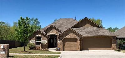 Norman Single Family Home For Sale: 316 Starshine Drive