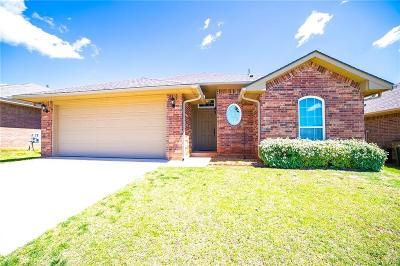 Norman Single Family Home For Sale: 2525 Fawn Run Crossing