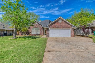Edmond Single Family Home For Sale: 13305 Red Canyon Road