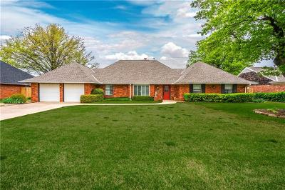 Oklahoma City Single Family Home For Sale: 2933 N Pelham Drive