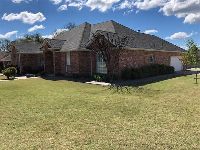 Shawnee Single Family Home For Sale: 1501 Berkshire Place