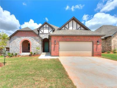 Edmond Single Family Home For Sale: 605 NW 197th Street