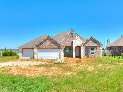 Tuttle Single Family Home For Sale: 1216 Antler Ridge
