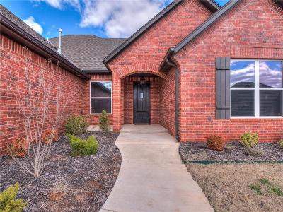 Yukon Single Family Home For Sale: 3368 Sage Brush Place