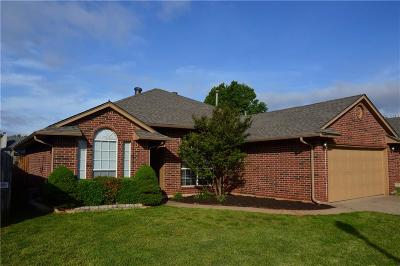 Oklahoma City OK Single Family Home For Sale: $163,900