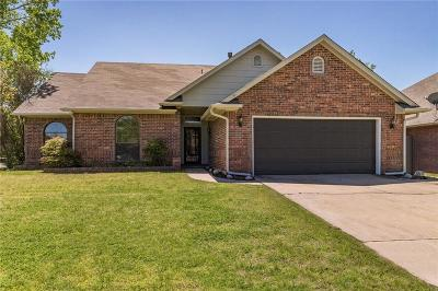 Edmond Single Family Home For Sale: 1716 NW 176th Street