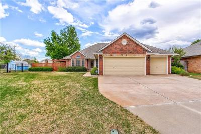 Oklahoma City Single Family Home For Sale: 1308 SW 111th Place