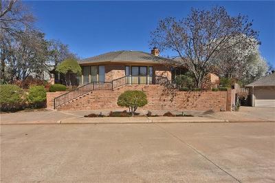 Edmond Single Family Home For Sale: 545 East Oak Place