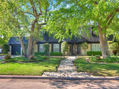 Bethany Single Family Home For Sale: 8316 NW 27th Street
