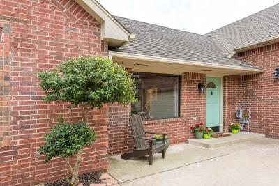Edmond Single Family Home For Sale: 3808 Tambos Trail