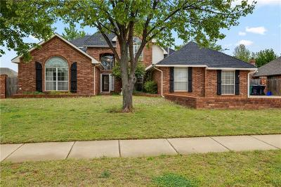 Oklahoma City Single Family Home For Sale: 9609 SW 33rd Street