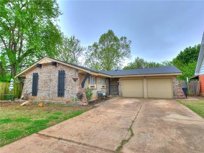 Oklahoma City Single Family Home For Sale: 2704 SW 86th Street