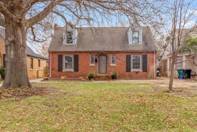 Oklahoma City Single Family Home For Sale: 2316 NW 28th Street