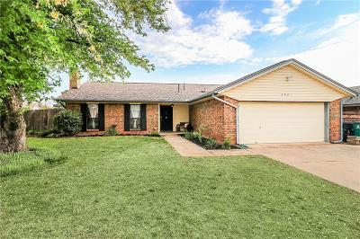 Oklahoma City Single Family Home For Sale: 4901 SE 58th Place