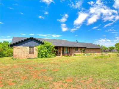 Blanchard Single Family Home For Sale: 2473 County Road 1233