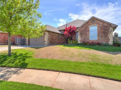 Norman Single Family Home For Sale: 108 Horizon View Court