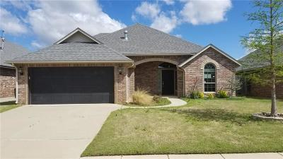 Oklahoma City Single Family Home For Sale: 417 SW 170th Terrace