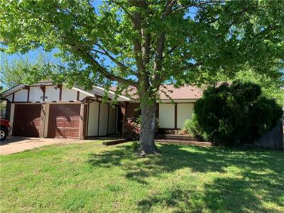 Oklahoma City Single Family Home For Sale: 3788 SE 48 Place