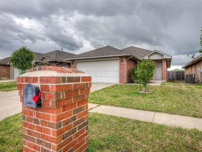 Oklahoma City Single Family Home For Sale: 5615 Marblewood Drive