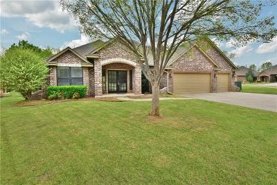Edmond Single Family Home For Sale: 21425 Landmark Road
