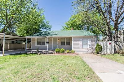 Oklahoma City Single Family Home For Sale: 1113 N Woodward Avenue