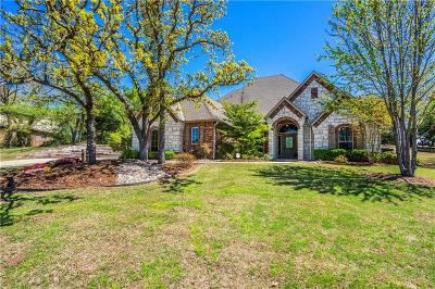 Edmond Single Family Home For Sale: 6810 Stone Valley Drive