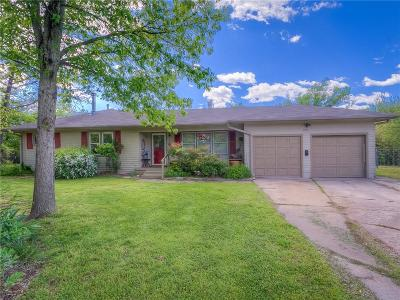 Warr Acres Single Family Home For Sale: 4701 N Grove Avenue