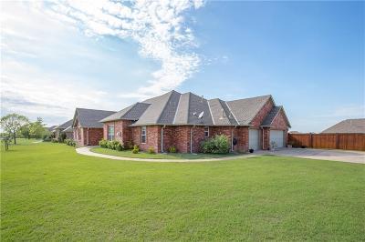 Edmond Single Family Home For Sale: 4569 Hillcrest Lane