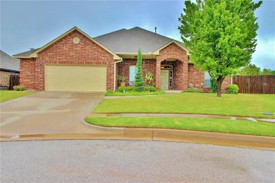 Yukon Single Family Home For Sale: 9001 NW 80th Street
