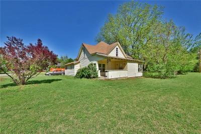 Guthrie Single Family Home For Sale: 1002 W Logan