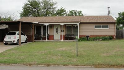 Warr Acres Single Family Home For Sale: 6009 NW 59th Street