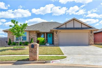 Edmond Single Family Home For Sale: 2204 NW 196th Terrace