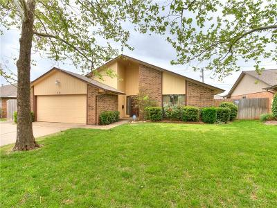 Edmond Single Family Home For Sale: 717 W Rolling Hills Terrace