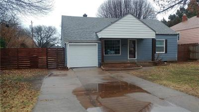 Oklahoma City Single Family Home For Sale: 2117 NW 37th Street