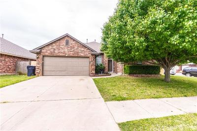 Oklahoma City Single Family Home For Sale: 544 SW 156th Court