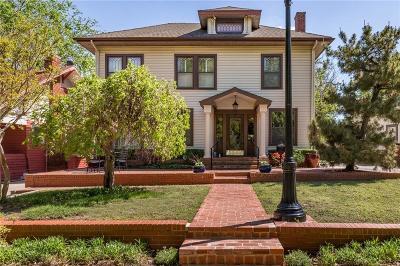 Oklahoma City OK Single Family Home For Sale: $495,000