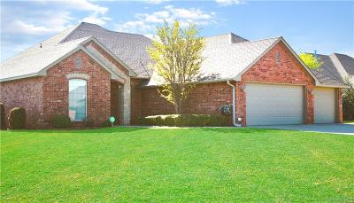 Altus Single Family Home For Sale: 3812 Heritage Trail