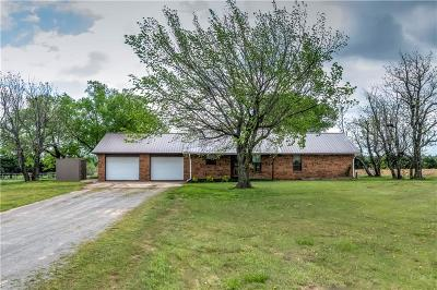 Stroud Single Family Home For Sale: 810188 S 3540 Road