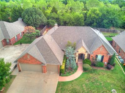 Edmond Single Family Home For Sale: 3230 Amberwood Court
