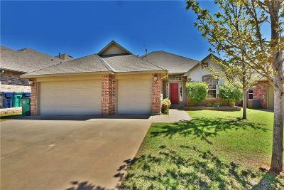 Edmond Single Family Home For Sale: 13912 Canterbury Drive