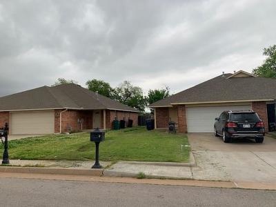 Oklahoma City OK Rental For Rent: $1,000