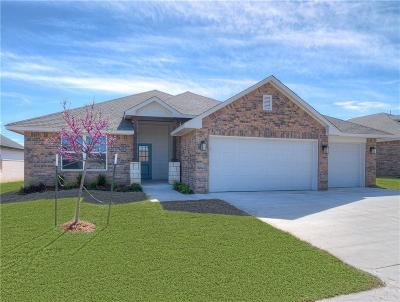 Yukon Single Family Home For Sale: 10304 Glover River Drive