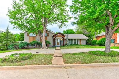Edmond Single Family Home For Sale: 401 E 10th Street