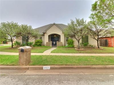 Oklahoma City Single Family Home For Sale: 8921 NW 113th Street