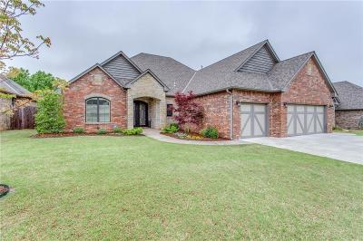 Edmond Single Family Home For Sale: 2524 Merlot Court
