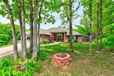 Guthrie Single Family Home For Sale: 12202 Canyon Circle