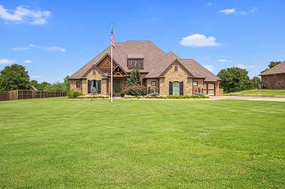 Choctaw Single Family Home For Sale: 13897 E Reno Avenue