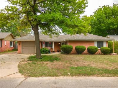 Oklahoma City Single Family Home For Sale: 9518 Greystone Avenue