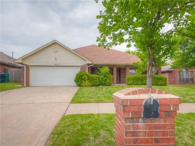 Oklahoma City Single Family Home For Sale: 6517 NW 135th Street