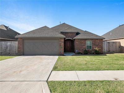 Weatherford Single Family Home For Sale: 2706 Hayride Drive